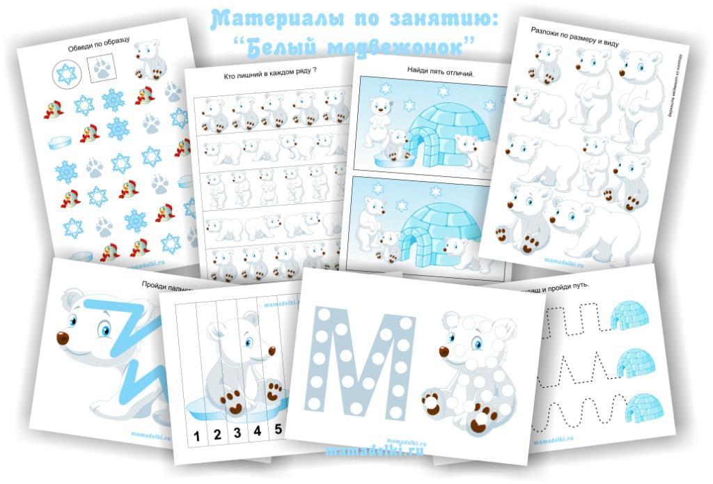 belyy-medvezhonok-zanyatie