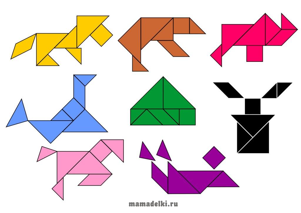 tangram-cirk